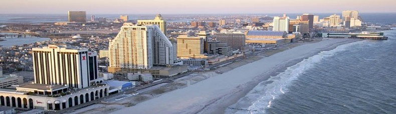 Atlantic City Shoreline