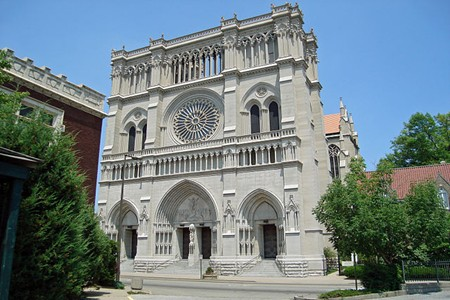 The Cathedral Basilica of the Assumption