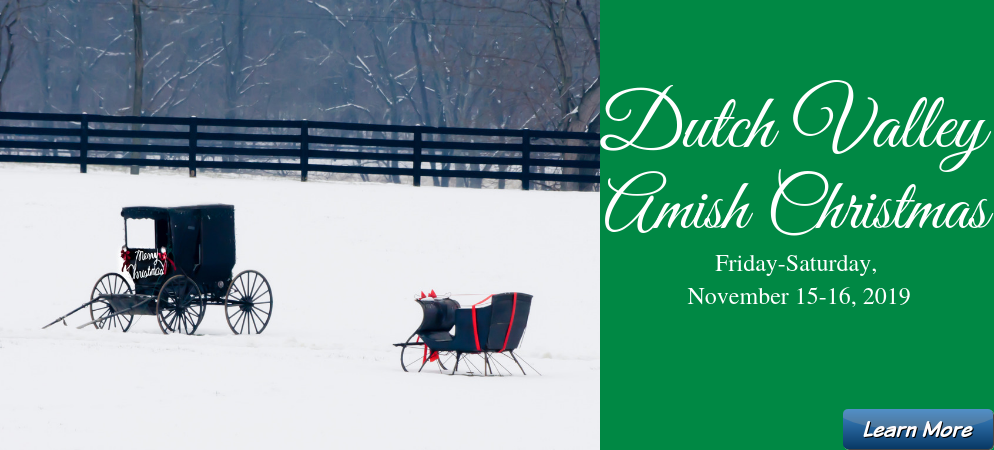 Dutch Valley Amish Christmas