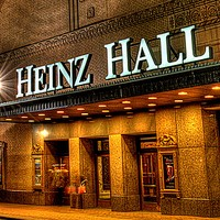 Heinz Hall, Pittsbrgh