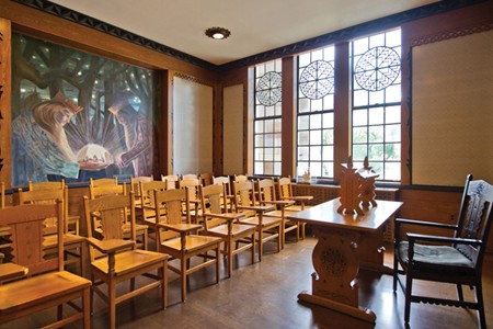 Cathedral of Learning, Nationality Rooms