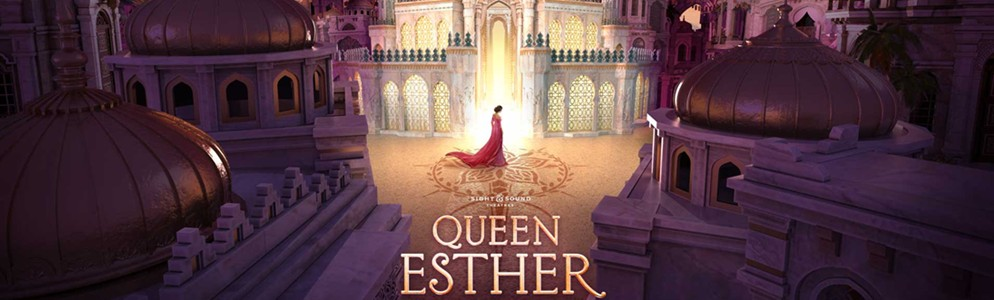 """Queen Esther"" at Sight & Sound Theatre"
