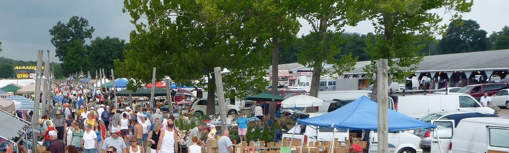 Rogers Open Air Market